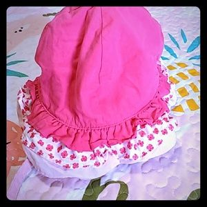 4-5 T Gymboree girls hat